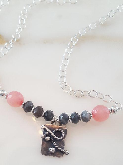 Lasso Up Necklace