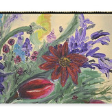 A Touch Of Vibrancy Carry All Bag