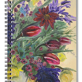 A Touch Of  Vibrancy Notebook
