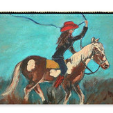 Cowgirl Up Carry All Bag