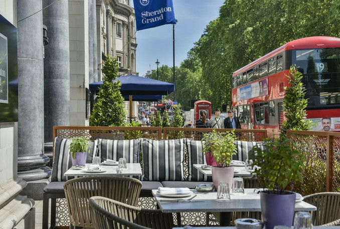 Mercante, Sheraton Grand London Mayfair