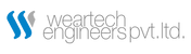 Weartech Engineers Pvt. Ltd. Logo trasnp