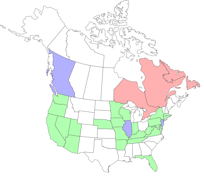 Four Provinces and 26 States