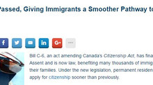 The Difference Between Canadian PR and Citizenship