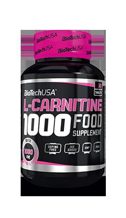 L-Carnitine 1.000 mg
