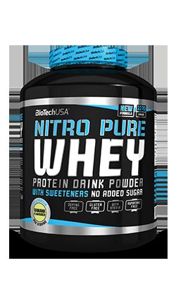 Promo /// Nitro Pure Whey 2270g + SuperNova 282g