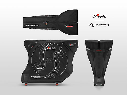 Scicon Aerocomfort Road 3.0 - Altitude Training Edition