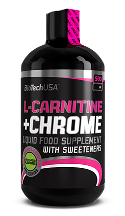 L-Carnitine 70.000 + Chrome