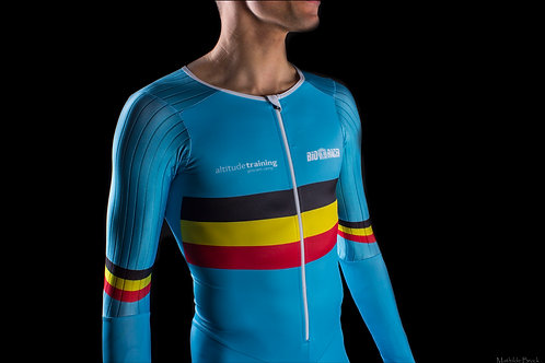TT Suit '17 - Long Sleeves Belgium
