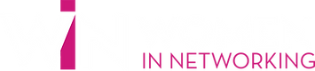 Women In Networking Logo - Dark Backgrou