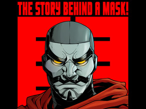 The story behind a mask!