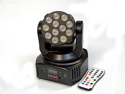 Mini Moving Head 123 RGBW
