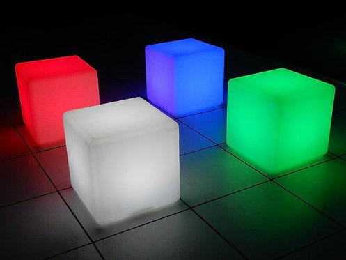Cube - seat 40cm x 40cm x 40cm