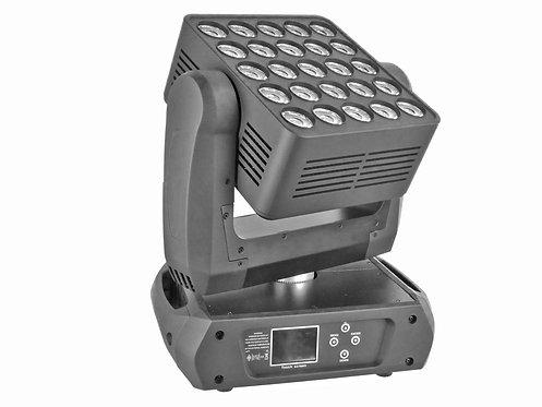 iC - COLOR Matrix 5x5 Pixel Moving Head