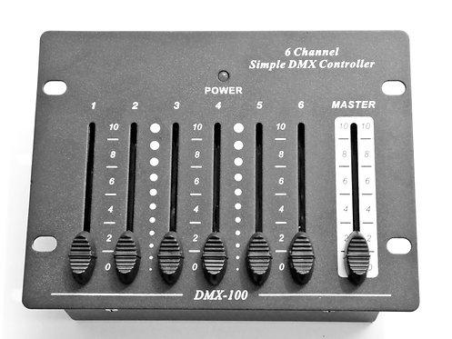 DMX Controller - 6ch
