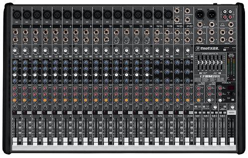 Mackie Pro FX 22 Mixer