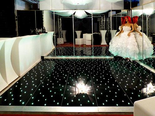 Black Starlight Dancefloor