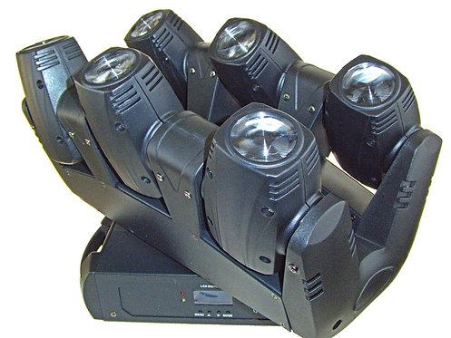 LED Multi Beam 6 Moving Head