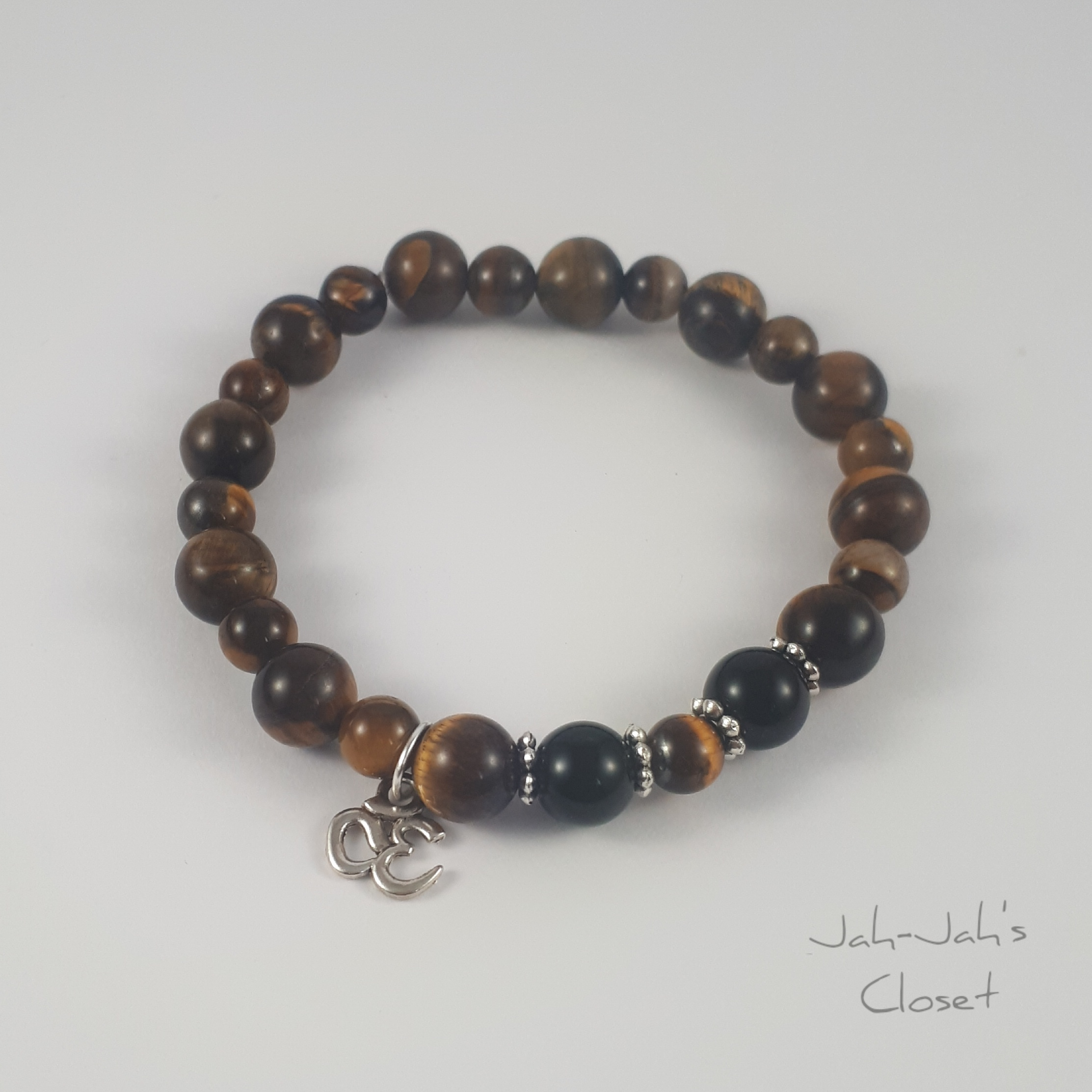 Tigers Eye Stretch Bracelet - 6.5""
