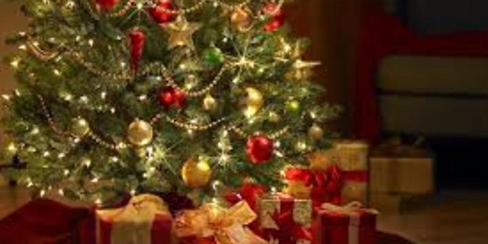 Christmas Tree Festival at St.Mary's Church - Sanderstead