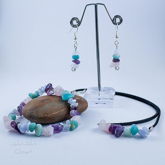 Healing Jewellery Set - Peace & Balance