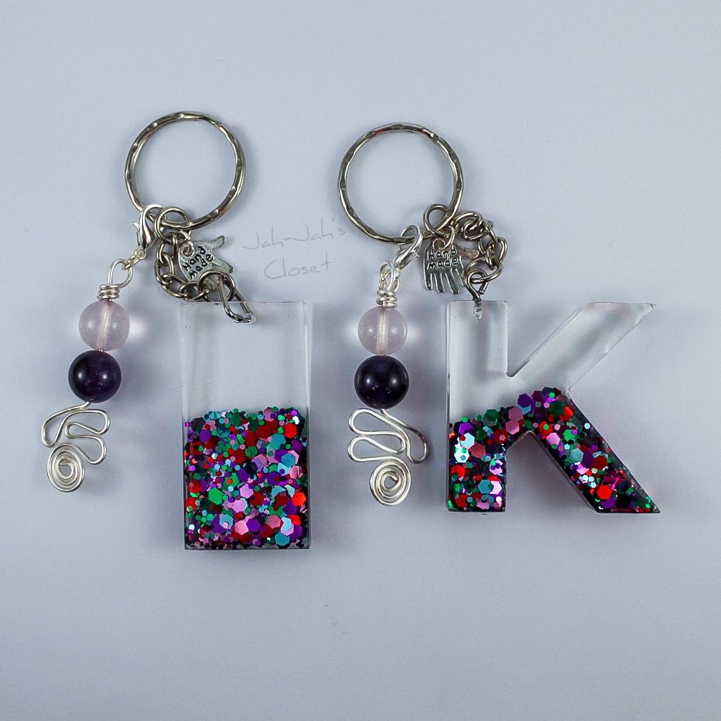 Resin Key-ring & Charm