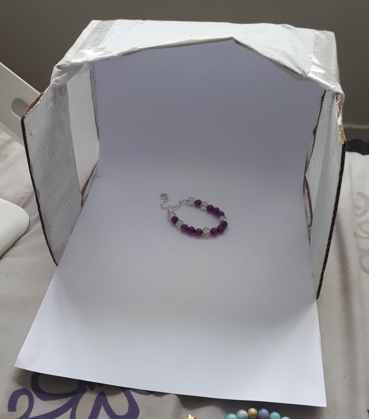 Quick fox light-box