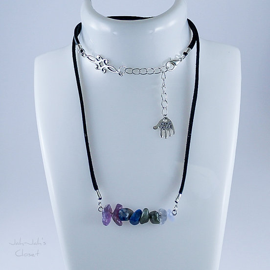 Healing Jewellery - Necklace - 'Anxiety Relief'