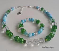 Custom Children's Jewellery Set