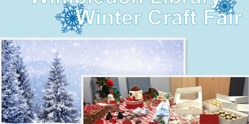 Wimbledon Library Winter Craft Fair