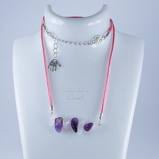 Healing Jewellery - Necklace - Love & Healing