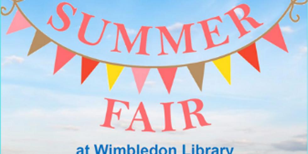 Wimbledon Library Summer Fair