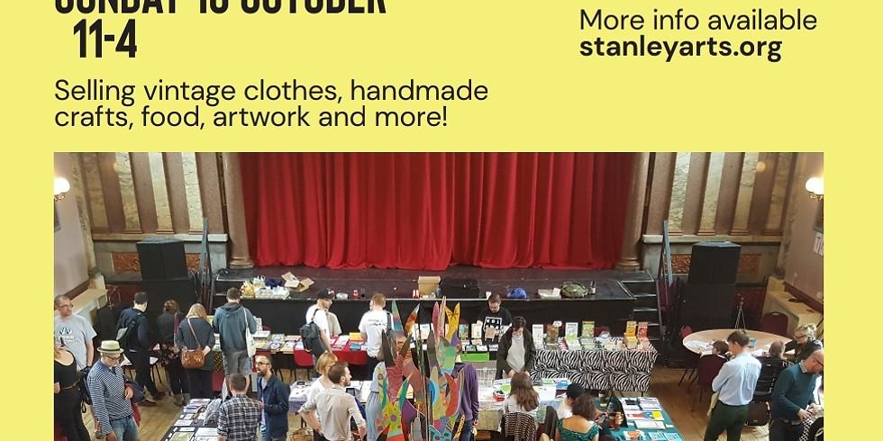 Stanley Arts - Indoor Market