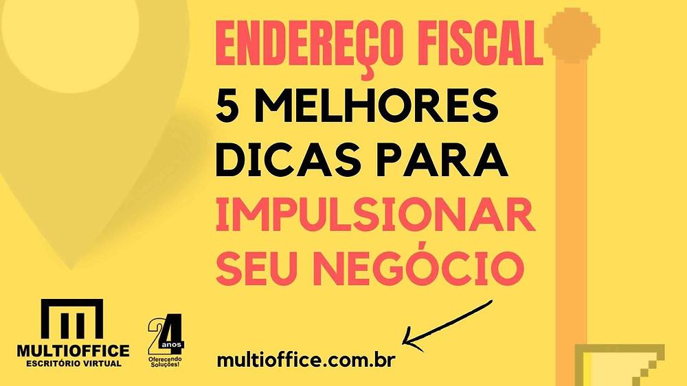 Endereço fiscal Recife, Olinda e Paulista-PE