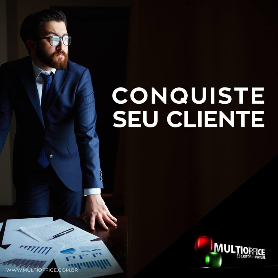 MULTIOFFICE: Conquiste seu cliente