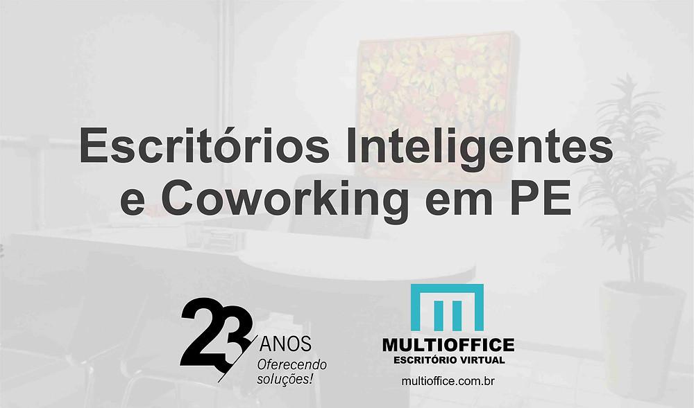 Escritórios InteligentEscritórios Inteligentes e Coworking em PE - Recife, Olinda e Paulistaes e Coworking em PE