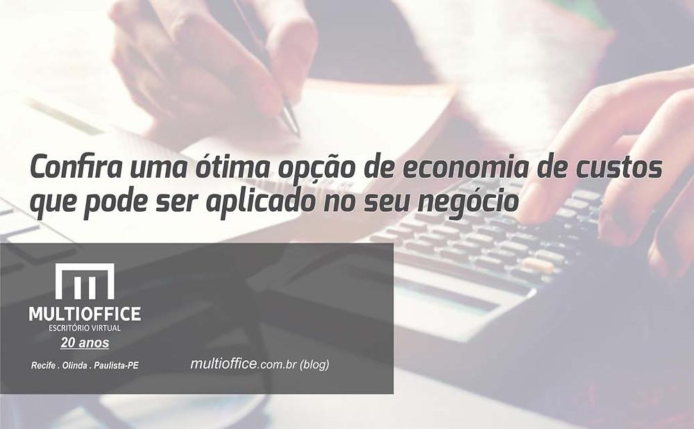 Confira uma ótima opção de economia de custos que pode ser aplicado no seu negócio. Saiba mais!...