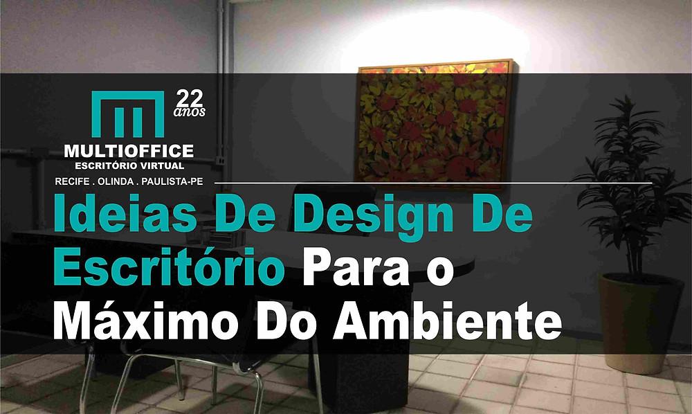 Ideias De Design De Escritório Para o Máximo Do Ambiente
