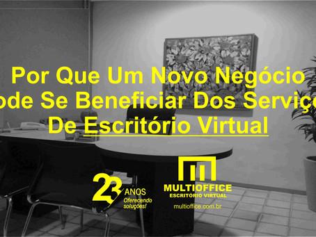 Por Que Um Novo Negócio Pode Se Beneficiar Dos Serviços De Escritório Virtual