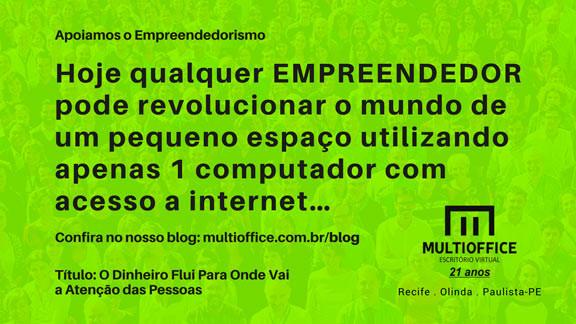qualquer empreendedor pode construir um negócio sólido utilizando apenas 1 computador com acesso a internet e pode revolucionar mercados...
