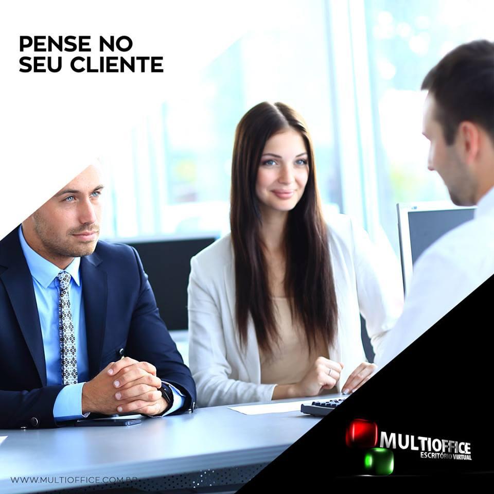Pense no seu cliente