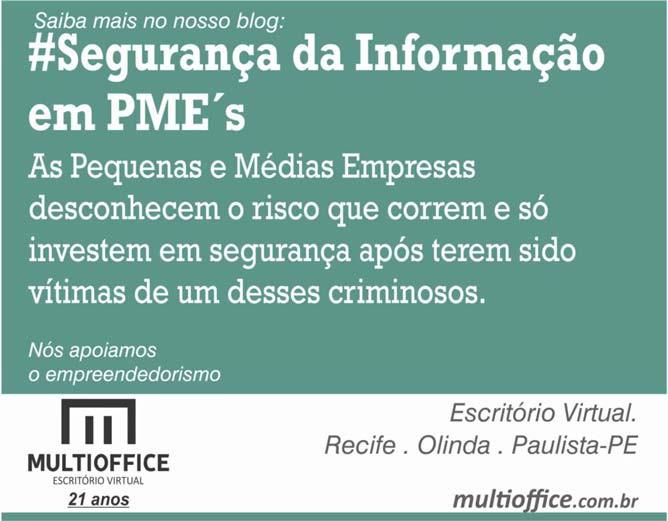 Segurança da Informação para Pequenas e Médias Empresas