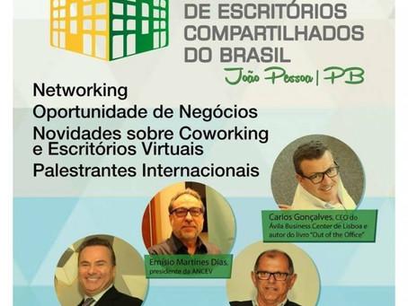 1º Congresso de escritório compartilhados do brasil