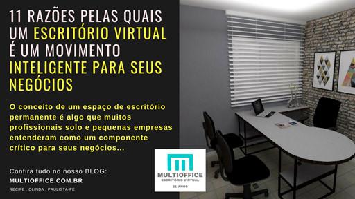 Escritório Virtual e Coworking em Recife-PE. O conceito de um espaço de escritório permanente é algo que muitos profissionais solo e pequenas empresas entenderam como um componente crítico para seus negócios... Saiba mais!