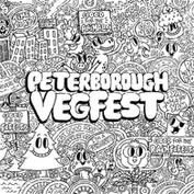 Peterborough VegFest 2017 poster