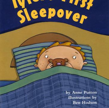 Tyler's First Sleepover