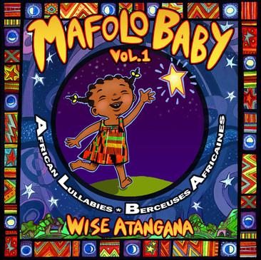 Mafolo Baby book cover