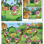 See Fred Run book pages