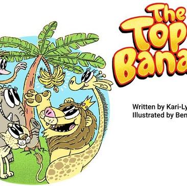The Top Banana Math Storytime App