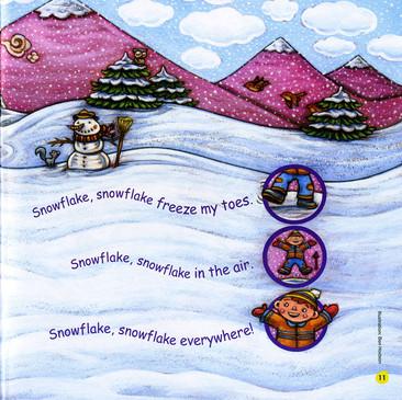 Chrip Magazine illustration
